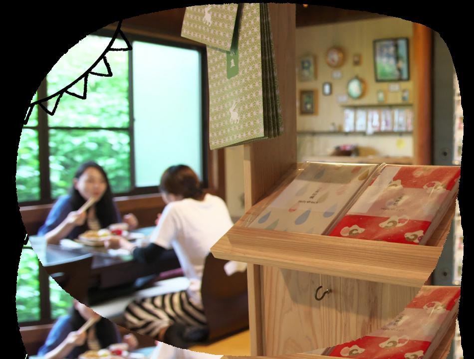 高千穂神社から徒歩3分のカフェねこのしっぽ