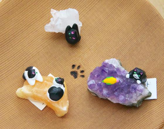 石なまけとパワーストーン
