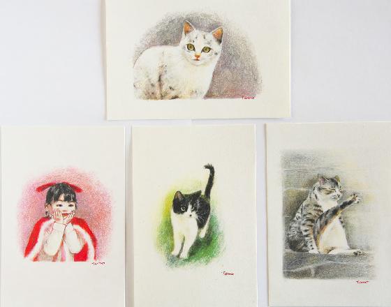 高千穂観光名所と猫
